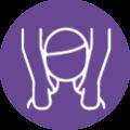 Feeling-icons-rond-paars-Tekengebied 8