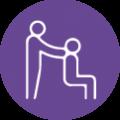 Feeling-icons-rond-paars-Tekengebied 9